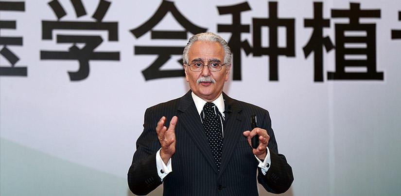 Dr. Joesph Massad  June 2015 Beijing China Keynote Speaker at the Annual Sino Meeting representing the American Dental Association