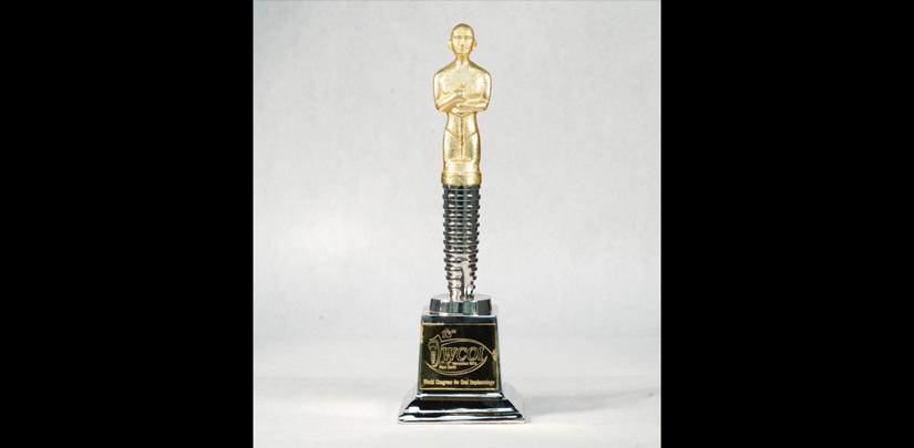 Award from Egypt & India