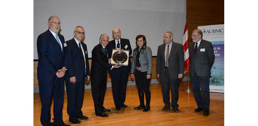 Dr. Joseph Massad Receives Pioneer Award