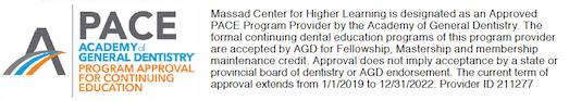 Dr. Joseph J. Massad's PACE
