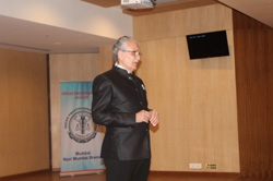 Dr. Joseph Massad's oration supported by IPS